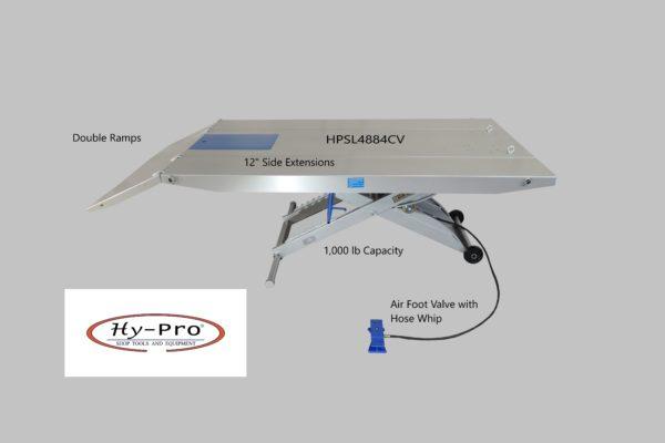 HPSL4884CV lift table