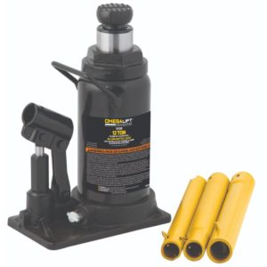 Omega 12 ton in-line jack stand
