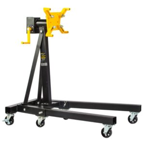 Omega 1250 lbs. rotating head engine stand