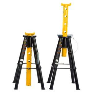 Omega 10 ton high lift jack stands