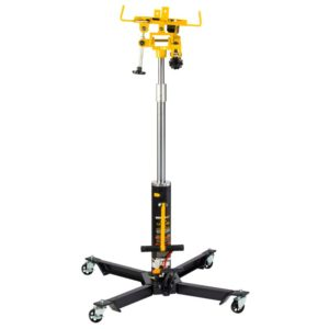Omega 1,000 lbs. air/manual transmission jack