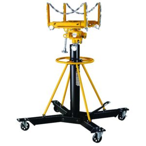 Omega 2000 lbs. manual telescopic transmission jack