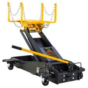 Omega 3000 lbs. floor style trans jack