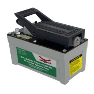Safeguard collision air pump