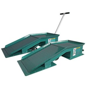 Safeguard 20 ton truck ramps