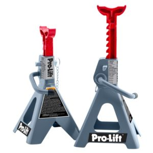 Pro-Lift 2 ton double pin jack stands