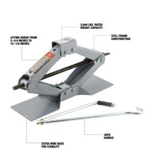 Pro-Lift scissor jack