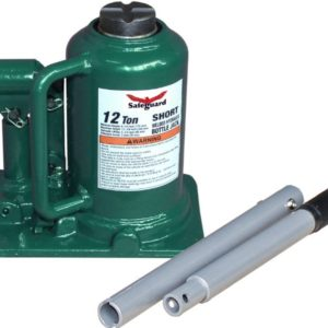 12 ton shorty hydraulic jack