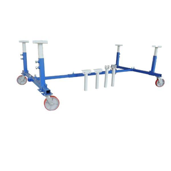 Adjustable Body Cart
