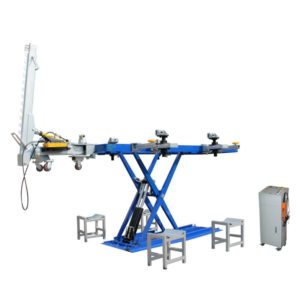 Scissor Lift Frame Machine