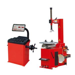 Tire Machine and Balancer Package
