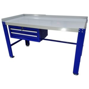 Premium workbench with drawers